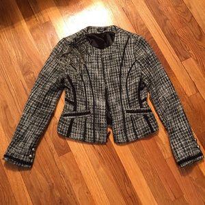 Express Jacket Blazer w/ Zip